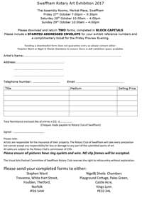 Download exhibitor enrolment form