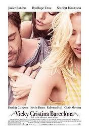Vicky Cristina Barcelona film poster